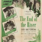 The End Of The River (1947) - Sabu  DVD