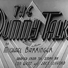 The Dummy Talks (1943) - Jack Warner  DVD