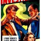Secret Service Investigator (1948) - Lloyd Bridges  DVD