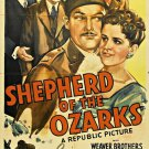 Shepherd Of The Ozarks (1942) - Weaver Brothers  DVD
