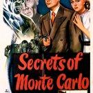 Secrets Of Monte Carlo (1951) - Warren Douglas  DVD