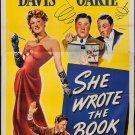 She Wrote The Book (1946) - Joan Davis  DVD