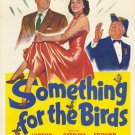 Something For The Birds (1952) - Victor Mature  DVD
