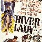 River Lady (1948) - Rod Cameron  DVD