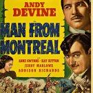 Man From Montreal (1939) - Richard Arlen  DVD