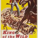 King Of The Wild Stallions (1959) - George Montgomery  DVD