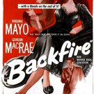 Backfire (1950) - Virginia Mayo  DVD