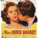 Miss Annie Rooney (1942) - Shirley Temple  DVD