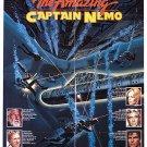 The Amazing Captain Nemo (1978) - Jose Ferrer  DVD