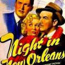 Night In New Orleans (1942) - Preston Foster  DVD