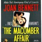 The Macomber Affair (1947) - Gregory Peck  DVD