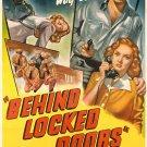 Behind Locked Doors (1948) - Richard Carlson  DVD