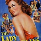 The Lady Has Plans (1942) - Ray Milland  DVD