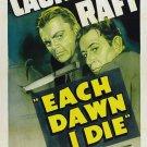 Each Dawn I Die (1939) - James Cagney  DVD