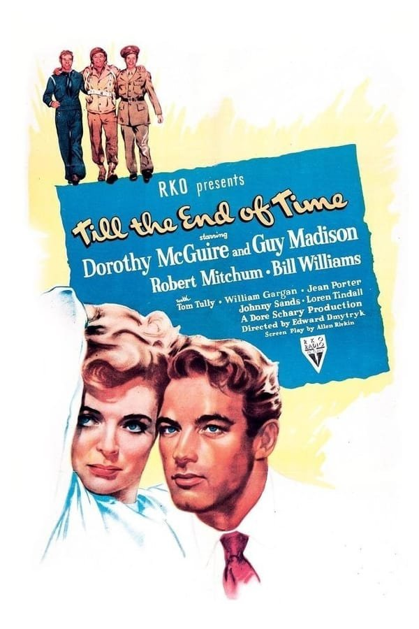 Till The End Of Time (1946) - Robert Mitchum  DVD