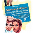 Till The End Of Time (1946) - Robert Mitchum  DVD