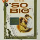 So Big (1953) - Jane Wyman  DVD
