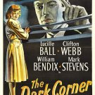 The Dark Corner (1946) - Lucille Ball  DVD
