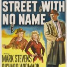 The Street With No Name (1948) - Richard Widmark  DVD
