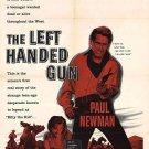 The Left Handed Gun (1958) - Paul Newman  DVD