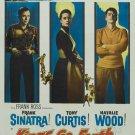 Kings Go Forth (1958) - Frank Sinatra  DVD
