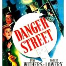 Danger Street (1947) - Jane Withers  DVD