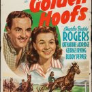 Golden Hoofs (1941) - Jane Withers  DVD
