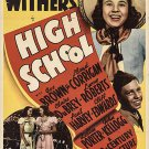 High School (1940) - Jane Withers  DVD