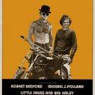 Little Fauss And Big Halsy (1970) - Robert Redford  DVD