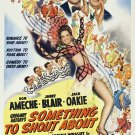 Something To Shout About (1943) - Don Ameche  DVD