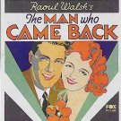 The Man Who Came Back (1931) - Janet Gaynor  DVD