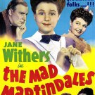 The Mad Martindales (1942) - Jane Withers  DVD