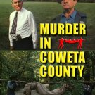 Murder In Coweta County (1983) - Andy Griffith  DVD