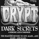 Crypt Of Dark Secrets (1976) - Ronald Tanet   DVD