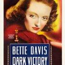 Dark Victory (1939) - Bette Davis  DVD