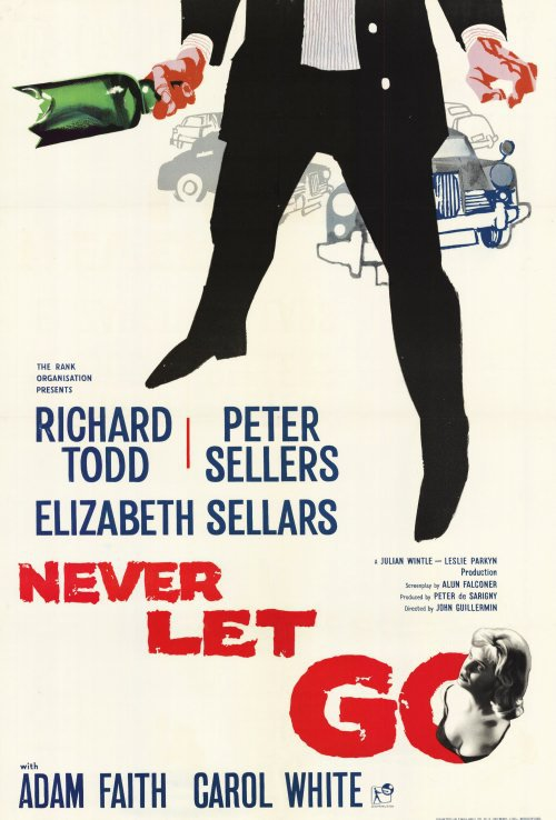 Never Let Go (1960) - Peter Sellers  DVD