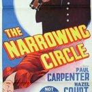 The Narrowing Circle (1956) - Paul Carpenter  DVD