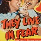 They Live In Fear (1944) - Otto Kruger  DVD