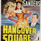 Hangover Square (1945) - Linda Darnell  DVD