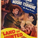 Land Of Hunted Men (1943) - Ray Corrigan  DVD