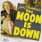 The Moon Is Down (1943) - Cedric Hardwicke  DVD