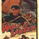 Wolf Larsen (1958) - Peter Graves  DVD