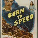 Born To Speed (1947) - Johnny Sands  DVD