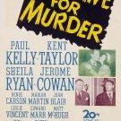 Deadline For Murder (1946) - Paul Kelly  DVD
