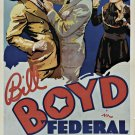 Federal Agent (1936) - William Boyd  DVD