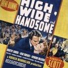 High, Wide And Handsome (1937) - Randolph Scott  DVD