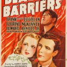 Blazing Barriers (1937) - Frank Coghlan Jr.  DVD