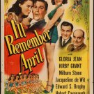 I´ll Remember April (1945) - Gloria Jean  DVD