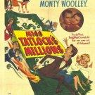 Miss Tatlock´s Millions (1948) - John Lund  DVD