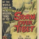 Storm Over Tibet (1952) - Rex Reason  DVD